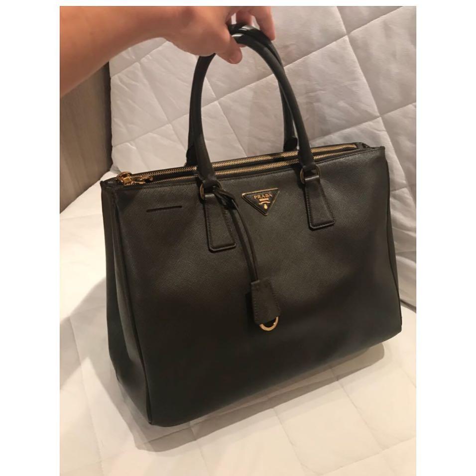 331c0be4a7cb Купить деловую сумку Prada за 53480 руб. в интернет магазине ...