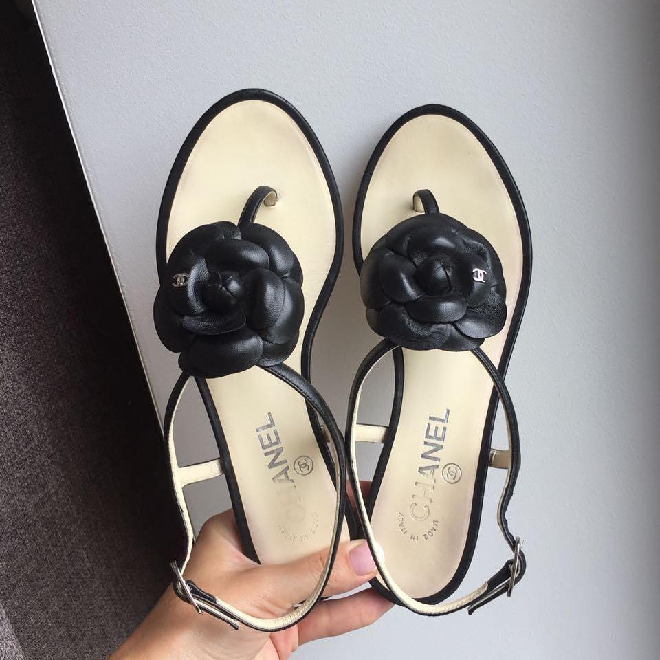 a6c1fca217f4 Купить сандалии Chanel за 31050 руб. в интернет магазине - бутике с ...
