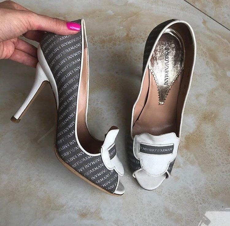 Купить туфли Emporio Armani за 8630 руб. в интернет магазине ... ba69009a32c
