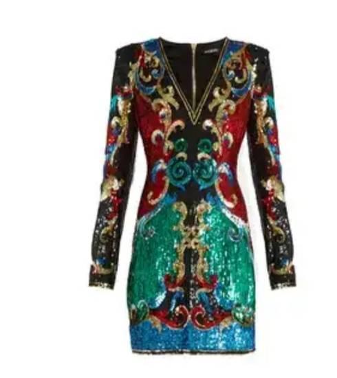 27e084986 Купить платье Balmain - 177 вариантов. Платья Бальмейн - продать в ...